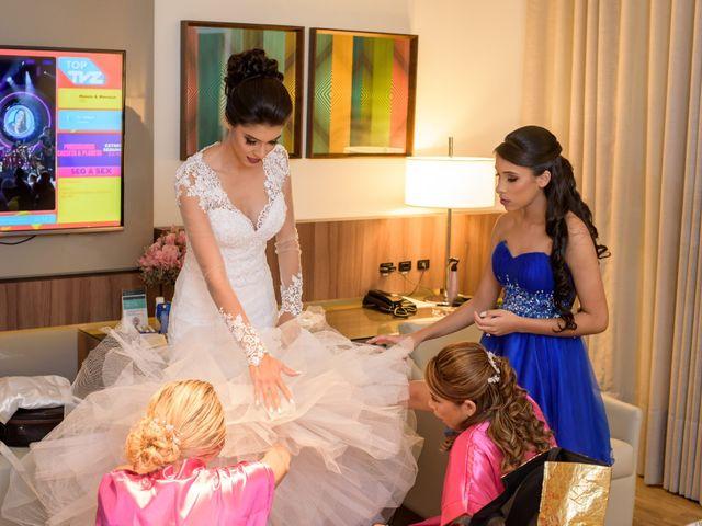 O casamento de Marcel e Evellen em Campo Grande, Mato Grosso do Sul 11