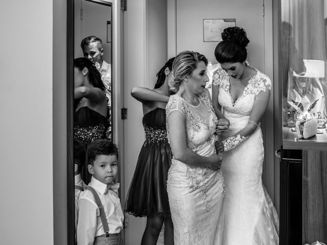 O casamento de Marcel e Evellen em Campo Grande, Mato Grosso do Sul 13