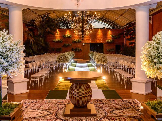 O casamento de Marcel e Evellen em Campo Grande, Mato Grosso do Sul 15