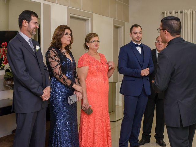 O casamento de Marcel e Evellen em Campo Grande, Mato Grosso do Sul 19