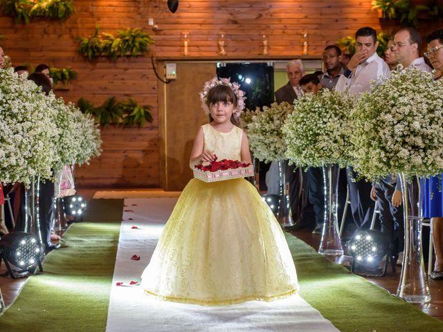 O casamento de Marcel e Evellen em Campo Grande, Mato Grosso do Sul 25