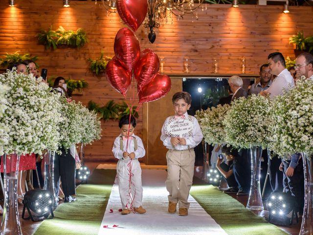 O casamento de Marcel e Evellen em Campo Grande, Mato Grosso do Sul 27