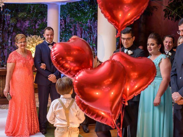 O casamento de Marcel e Evellen em Campo Grande, Mato Grosso do Sul 28