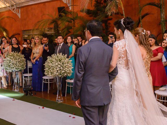 O casamento de Marcel e Evellen em Campo Grande, Mato Grosso do Sul 31