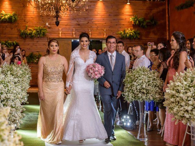O casamento de Marcel e Evellen em Campo Grande, Mato Grosso do Sul 32