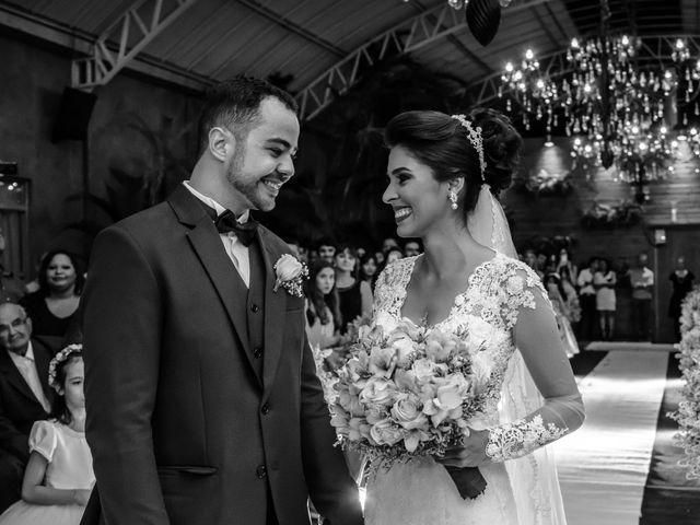 O casamento de Marcel e Evellen em Campo Grande, Mato Grosso do Sul 33