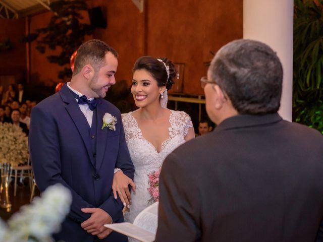O casamento de Marcel e Evellen em Campo Grande, Mato Grosso do Sul 34