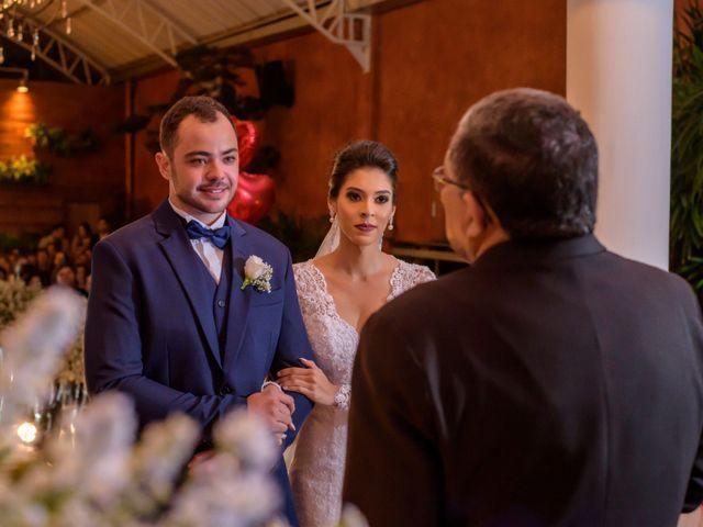 O casamento de Marcel e Evellen em Campo Grande, Mato Grosso do Sul 36