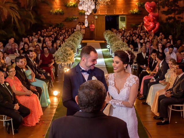 O casamento de Evellen e Marcel