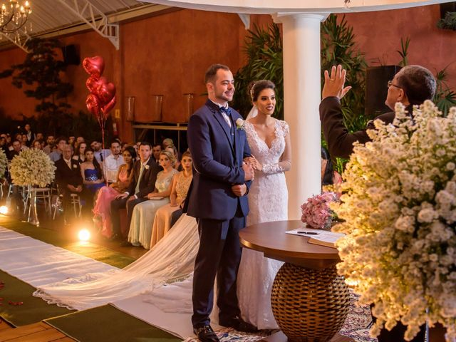 O casamento de Marcel e Evellen em Campo Grande, Mato Grosso do Sul 43