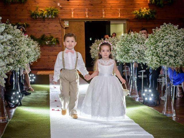 O casamento de Marcel e Evellen em Campo Grande, Mato Grosso do Sul 47