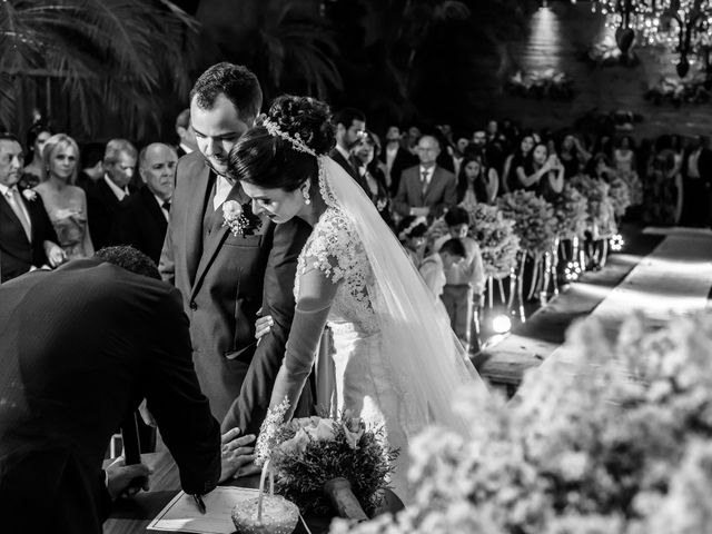 O casamento de Marcel e Evellen em Campo Grande, Mato Grosso do Sul 48