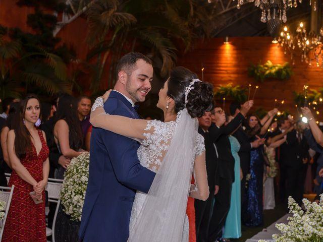 O casamento de Marcel e Evellen em Campo Grande, Mato Grosso do Sul 49