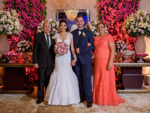 O casamento de Marcel e Evellen em Campo Grande, Mato Grosso do Sul 61