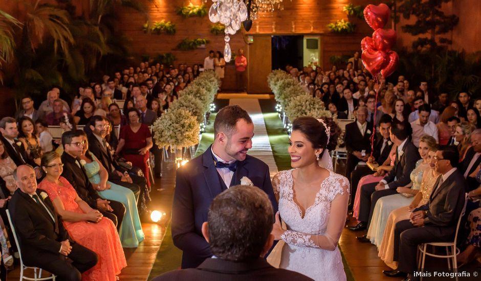 O casamento de Marcel e Evellen em Campo Grande, Mato Grosso do Sul