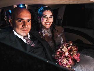 O casamento de Sara e Rinaldo