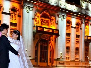 O casamento de Edcárcia  e Romário 3