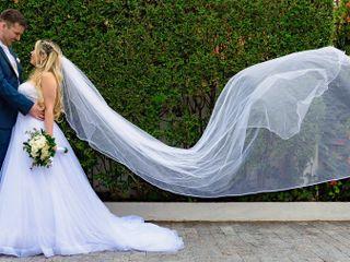 O casamento de Fernanda e David