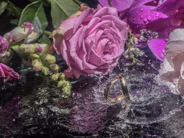 O casamento de Michelle Barra e Thiago Leão