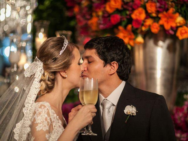 O casamento de Kassyana e Álvaro