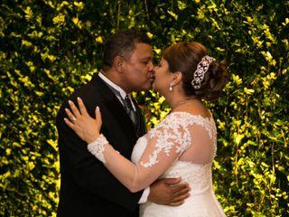 O casamento de Marineide e Carlos Castilho