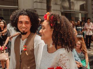 O casamento de Larissa e Pedro