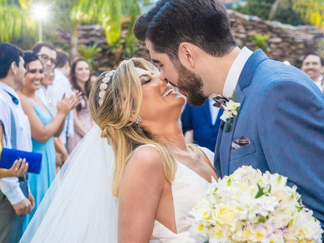 O casamento de Paula e Altemar