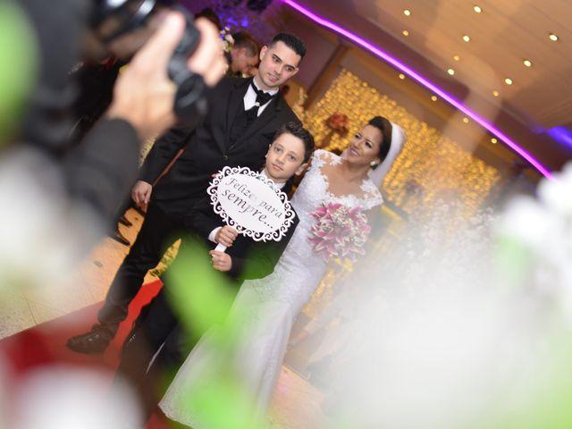 O casamento de Lucas e Gleyce