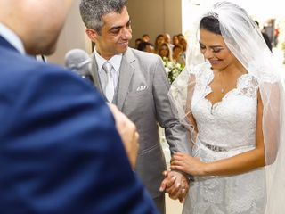 O casamento de Marcia e Ruy