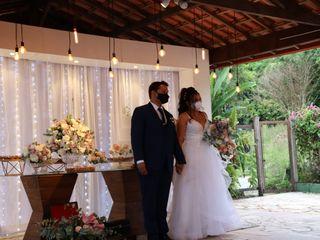 O casamento de Gabriella e Davi