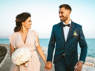 O casamento de Dani e Martí