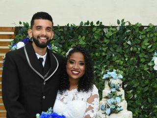 O casamento de Ester  e Jean  2