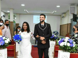 O casamento de Ester  e Jean  3
