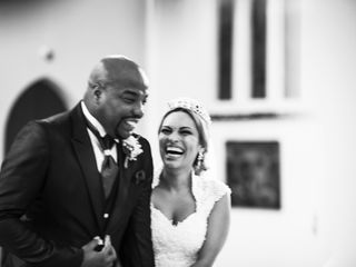 O casamento de Alessandra  e Edson  1