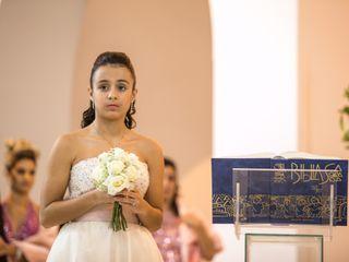 O casamento de Alessandra  e Edson  3