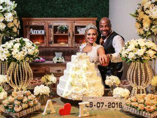 O casamento de Alessandra  e Edson
