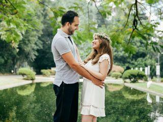 O casamento de Marcela e Rafael 1