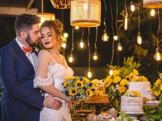 O casamento de Elisa e Daniel