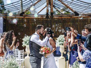 O casamento de Priscila e Fernando