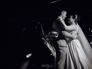 O casamento de Lilian  e Bruno