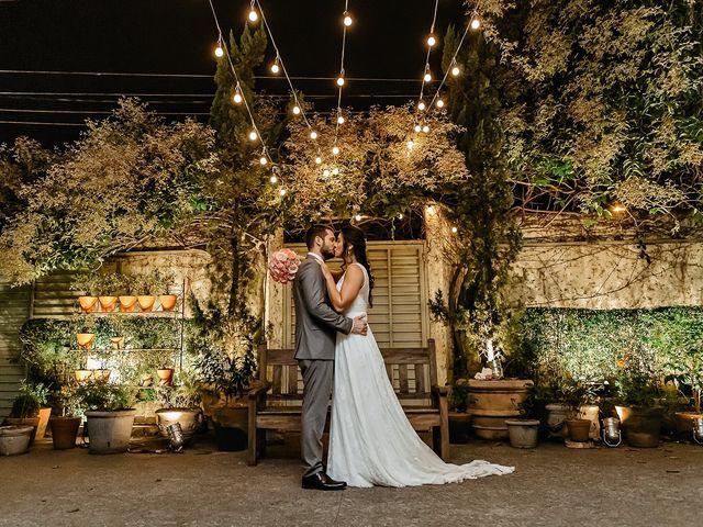 O casamento de Tatiane e Carlos