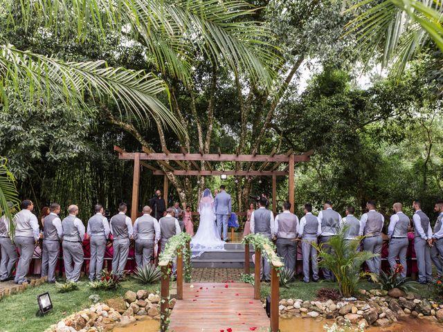 O casamento de Vinicius e Andreia em Mairiporã, São Paulo 41