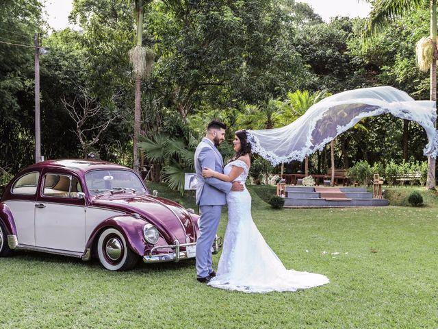 O casamento de Vinicius e Andreia em Mairiporã, São Paulo 1