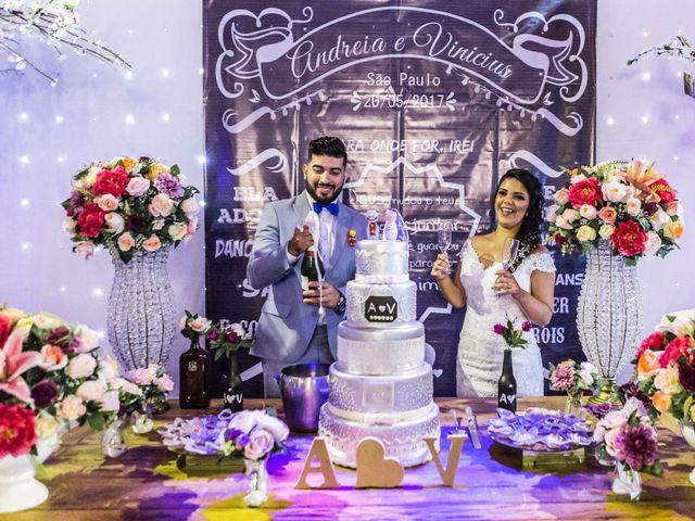 O casamento de Vinicius e Andreia em Mairiporã, São Paulo 75
