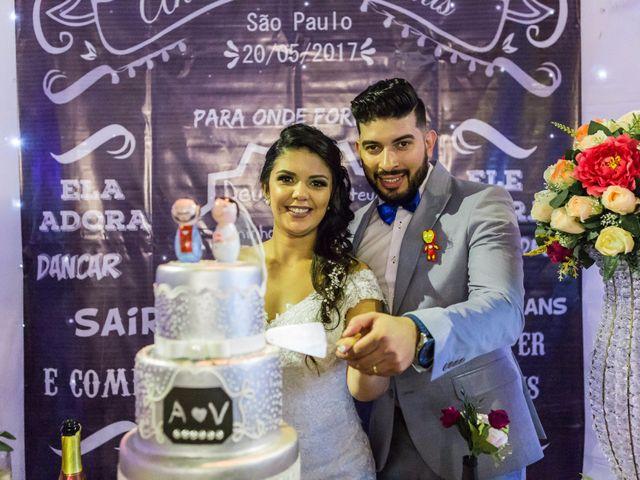 O casamento de Vinicius e Andreia em Mairiporã, São Paulo 76