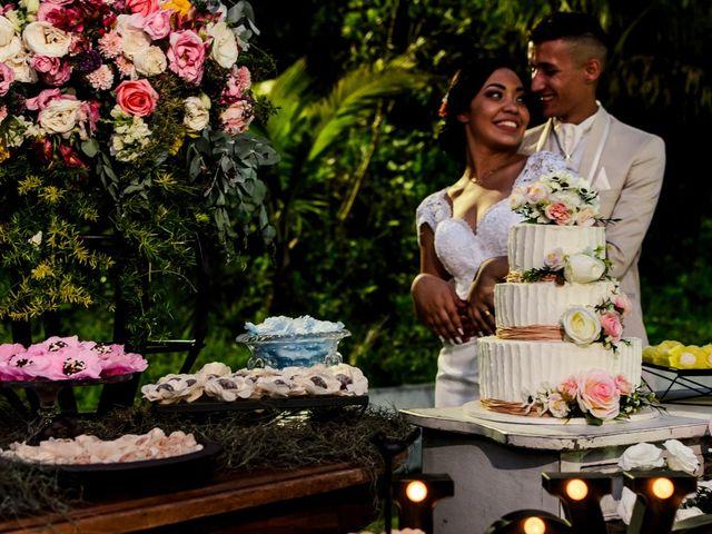 O casamento de Joice e Michael