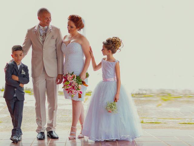 O casamento de Sandra e Ricardo