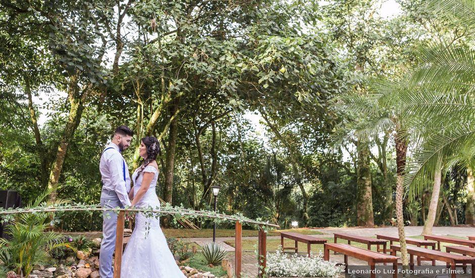 O casamento de Vinicius e Andreia em Mairiporã, São Paulo