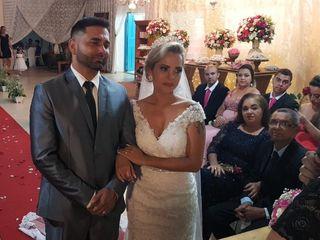 O casamento de Jayne  e Wilson 3