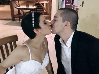 O casamento de Débora e Lucca